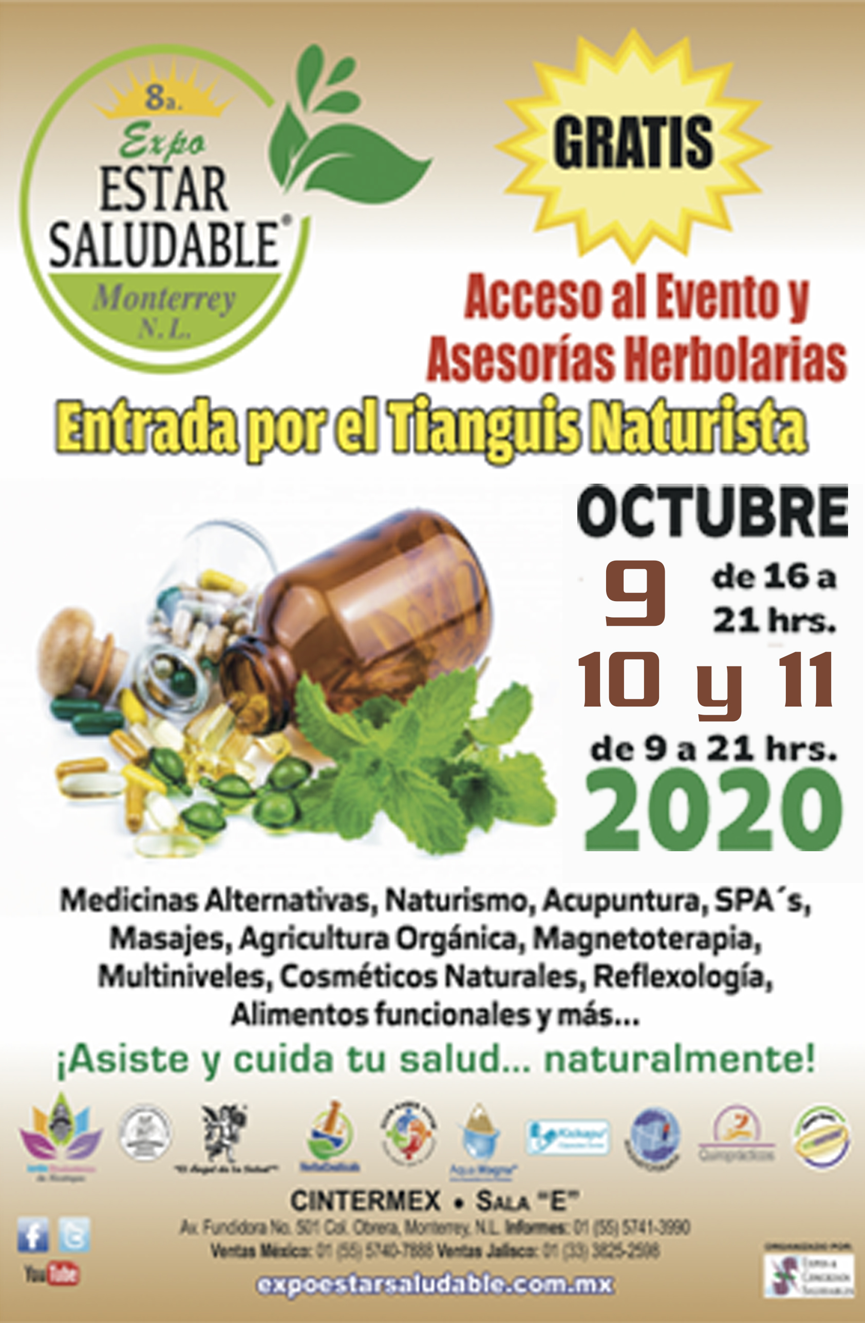 EXPO ESTAR SALUDABLE