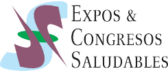 Logotipo Expos y Congresos Saludables